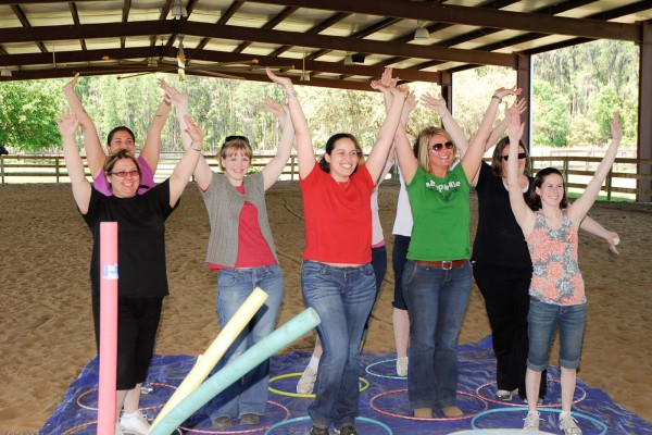 Women of Warriors Retreat Weekend
